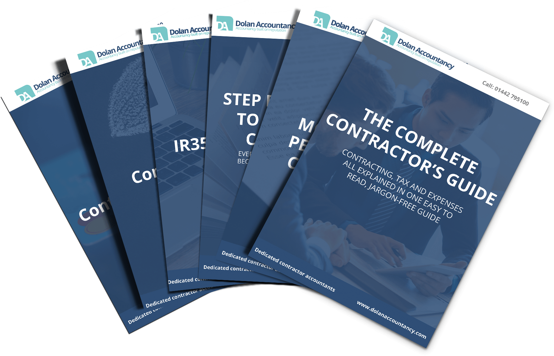 FREE Guide's To Contracting | Nationwide Contractor Accountants